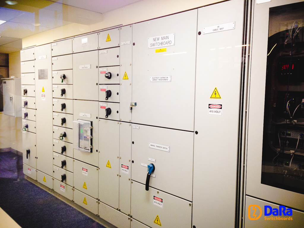 DaRa Electrical Swithboards Manufaturer Melbourne