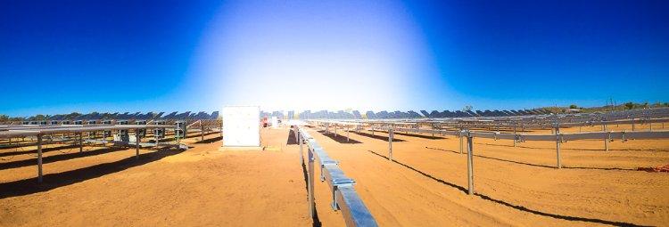 uterne solar plant