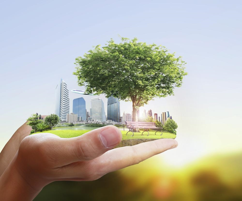 Using green energy is a big goal for many industries today.