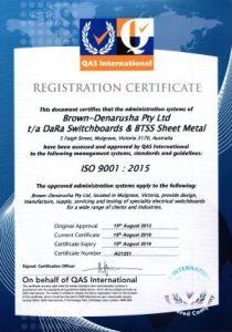 Dara-ISO 9001-2015